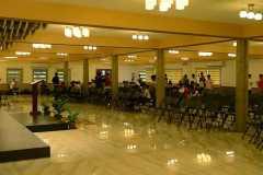 Albacina-Hall