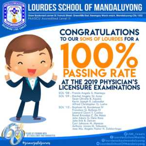 100% Passing Rate